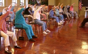 Pilates for Seniors in Almaden Valley
